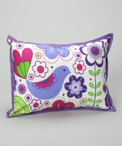Botanical Purple Dec Pillow2