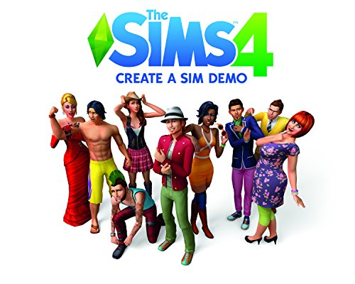 Get The Sims 4 Create a Sim Demo [Online Game Code]