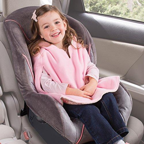 summer infant 78430 car seat coat and poncho reversible fleece ebay. Black Bedroom Furniture Sets. Home Design Ideas