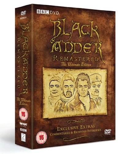 Blackadder: Re-mastered - The Ultimate Edition Box Set [Import anglais]