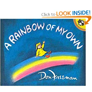 A Rainbow of My Own(4 Paperback and 1 CD) (Picture Puffins)