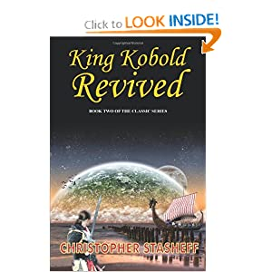King Kobold Revived by Christopher Stasheff