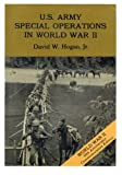 img - for U.S. Army Special Operations in World War II book / textbook / text book