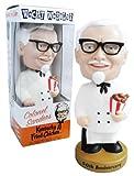 今夜はチキンにしようかな みなさんご存知のKFC創業者【カーネルサンダースボビングヘッド】