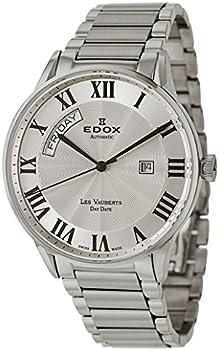 Edox 830113BAR Les Vauberts Men's Watch