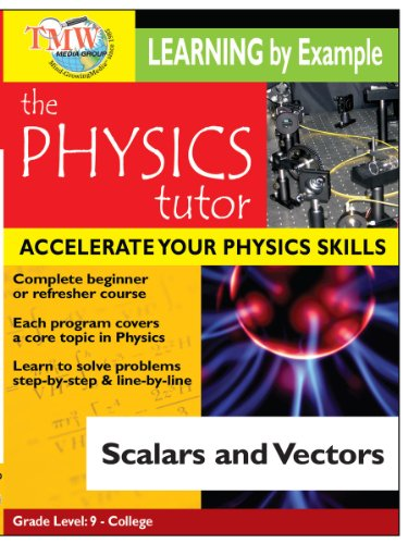 Examples of Vector and Scalar Quantity in Physics