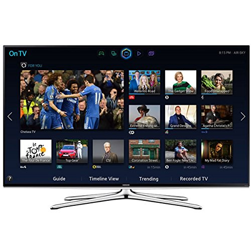 Samsung 32H6200 32-inch Widescreen Full HD 1080p 3D Smart LED TV with Freeview HD