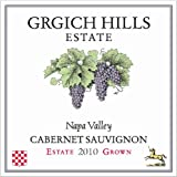 2010 Grgich Hills Estate Napa Valley Cabernet Sauvignon 750 mL