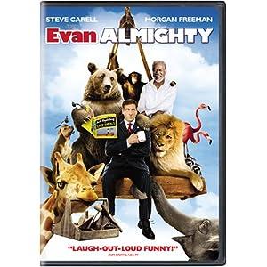 Amazon.com: EVAN ALMIGHTY (Widescreen Edition): Steve Carell ...