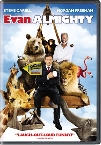 Cover art for  Evan Almighty (Widescreen Edition)
