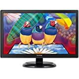 ViewSonic VA2465smh 24-Inch SuperClear MVA LED Monitor (Full HD 1080p, HDMI/VGA, Integrated Speakers, Flicker Free)