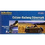 Ostsee-Radweg Dänemark: Die schönste Fahrradroute Dänemarks. Radtourenbuch 1:75 000