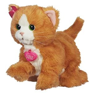 Amazon.com: FurReal Friends Daisy Plays-With-Me Kitty Toy