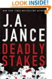 Deadly Stakes (Thorndike Press Large Print Basic Series)