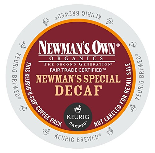Green Mountain Coffee Newman's Special Decaf,  K-Cup Portion Pack for Keurig K-Cup Brewers, Certified Organic, 24-Count (Keurig Coffee Newmans compare prices)