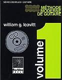 Méthode Moderne De Guitare: Volume 1 Avec CD - Partitions, CD