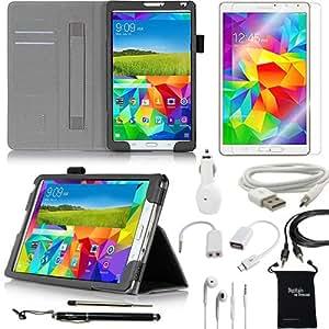 ® 10-Item Accessory Bundle Kit for Samsung Galaxy Tab