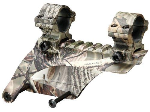 Millett Saddle Mount And Ring Combo For Remington 870/1100/1187 12-Gauge Shotguns, Rtap