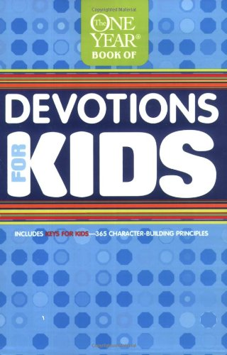 The One Year Devotions for Kids #1 (One Year Book of Devotions for Kids) (Devotions For Kids compare prices)