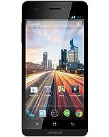 Archos 45b Helium Smartphone débloqué 4G (Ecran : 4,5 pouces 4 Go Dual SIM Android 4.4 KitKat) Noir