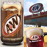A&Wルートビア(沖縄で人気ルートビアー通販・販売)Root Beer24缶