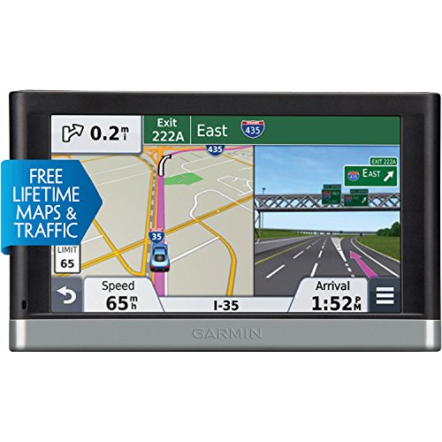 Garmin nüvi 2597LMT 5-Inch Portable Bluetooth Vehicle GPS with Lifetime Maps and Traffic