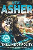 Neal Asher The Line of Polity (Agent Cormac 2)