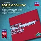 Mussorgsky: Boris Godunov [+digital booklet]