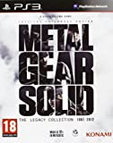 Metal Gear Solid: The Legacy Collection [Spanish Import]