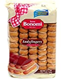 Forno Bonomi Savoiardi Ladyfingers 17 1/2 Oz. Package, Pack of 2