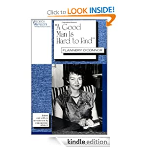 find good hard man thesis A good man is hard to find by flannery o'connor using six of her stories as her master's thesis that she would of been a good woman.