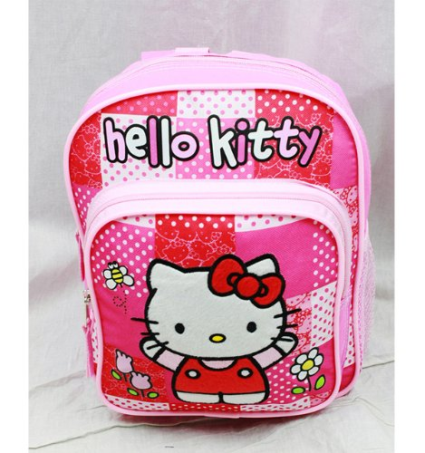 Mini Backpack - Hello Kitty - Pink/Red Box - 1