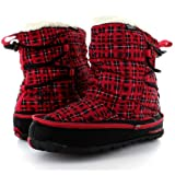 Timberland Ladies Radler Mid Camp insulated Plaid Trail Winter Boots 5,7,8