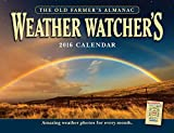 img - for The Old Farmer's Almanac 2016 Weather Watcher's Calendar book / textbook / text book