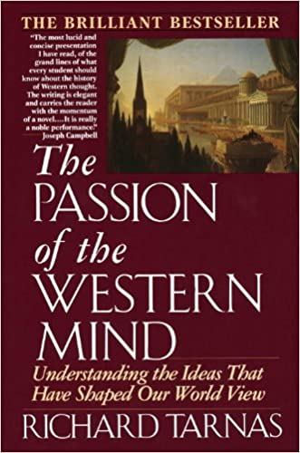 Passion of the Western Mind written by Richard Tarnas
