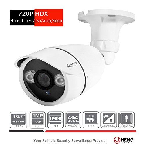jc-4-in-1-1mp-full-hd-720p-tvi-ahd-cvi-960h-cctv-security-bullet-waterproof-camera-2pcs-of-ir-array-
