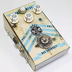 Beetronics OCTAHIVE Custom Blue Arrow ビートロニクス オクタハイヴ カスタム ブルーアロー 美しきオクターブファズ 国内正規品