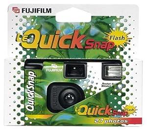 Einwegkamera QuickSnap Flash - 27 Aufnahmen