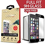 ICarez For Apple IPhone 6 Plus 5.5' [Full Fit Tempered Glass] [For Black Color IPhone 6 Plus ] Highest Quality...