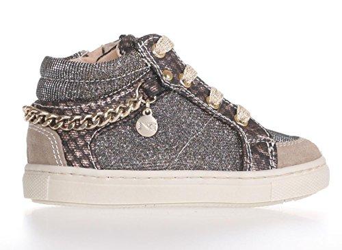 nero-giardini-junior-a521211-f-sneaker-lauflernschuhe-madchen-aus-wildleder-und-stoff-glitter-velour