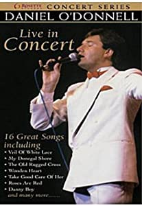 Daniel O'Donnell - Live In Concert [DVD] [1988]