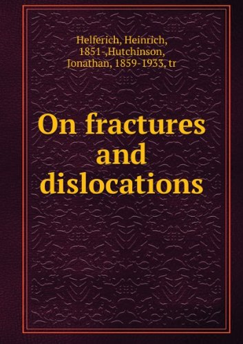 On Fractures and Dislocations