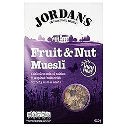 Jordans - Fruit and Nut Muesli - 620g - 3 Pack
