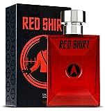STAR TREK PERFUME for Men Red Shirt EDT Spray, 3.4 Fluid Ounce