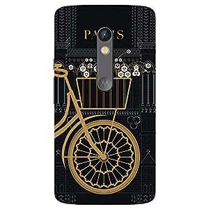 EpicShell Back Cover For Motorola Moto G (3rd Gen)