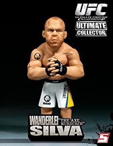 UFC Ultimate Collector - Wanderlei Silva