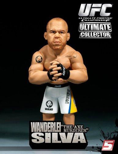 ヴァンダレイ シウバ UFC Ultimate Collector  並行輸入品