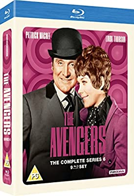 The Avengers - Complete Series 6 (Macnee/Thorson) [Blu-ray]