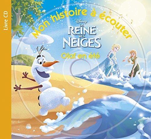La Reine des Neiges : Un nouvel ami (1CD audio)