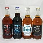 Atlantic Brewery Organic 6 Bottle Mix...